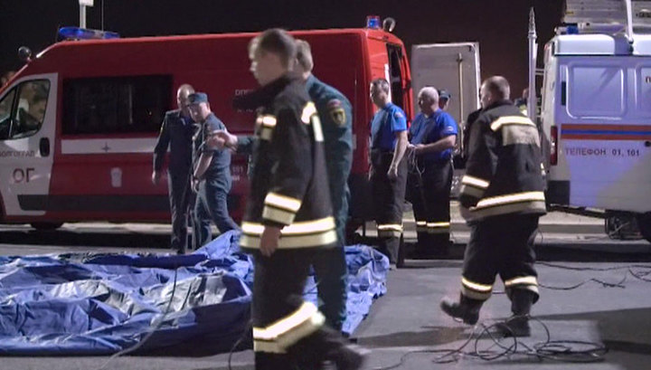 Столкновение судов на Волге: новые подробности трагедии