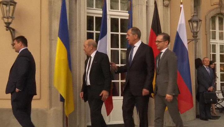 """Встреча """"Нормандской четверки"""": итоги Минских соглашений на июнь 2018 года"""