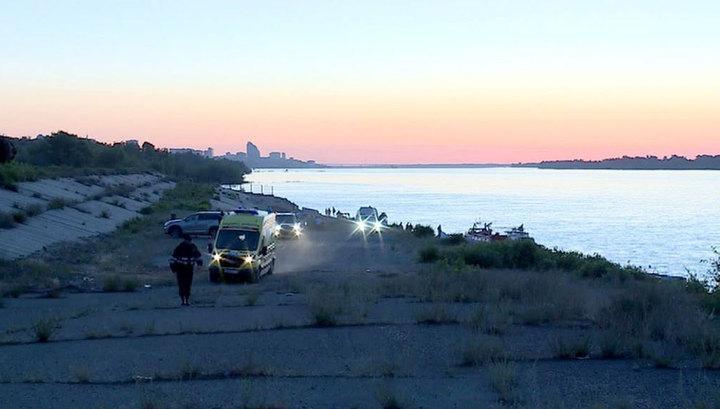 Столкновение судов на Волге: обнаружено тело последней из 11 погибших