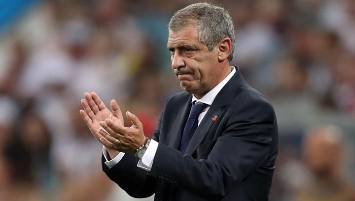 Сантуш продолжит тренировать сборную Португалии, продлив контракт до 2024 года - ElkNews.ru