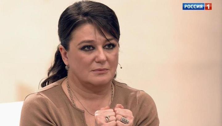 Актрису Анастасию Мельникову отговорили уходить в монастырь