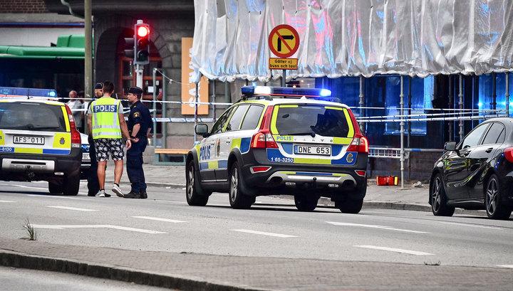 Стрельба в Швеции: есть пострадавшие