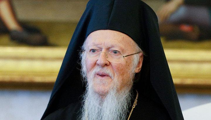 РПЦ объявила Варфоломея раскольником