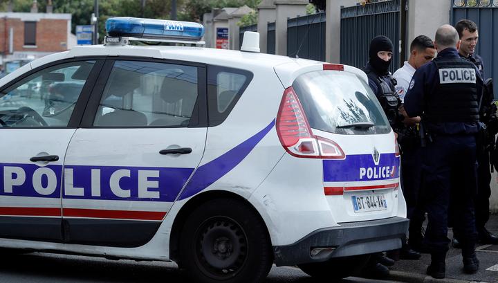 В Марселе бездомная облила соляной кислотой посетителей кафе, шесть человек пострадали