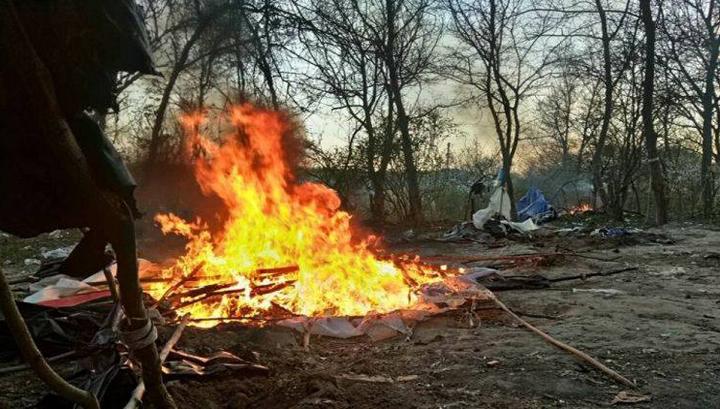 Напавшие на лагерь цыган во Львове признали себя членами экстремистской группировки
