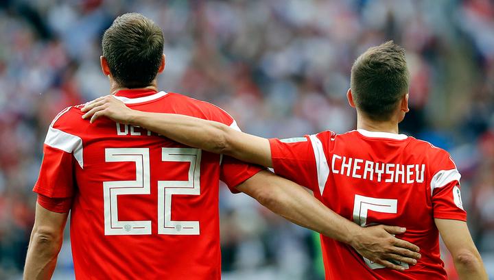 Футболист Денис Черышев избежал серьезной травмы