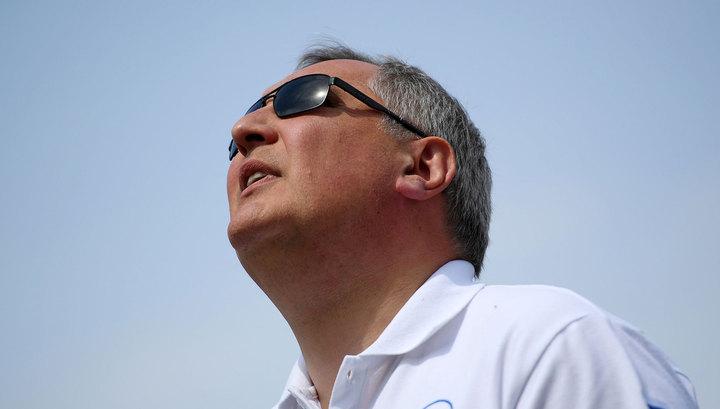Рогозин об окололунной станции: Россия не согласна на второстепенные роли