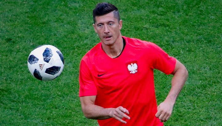 Польские футболисты проиграли чехам