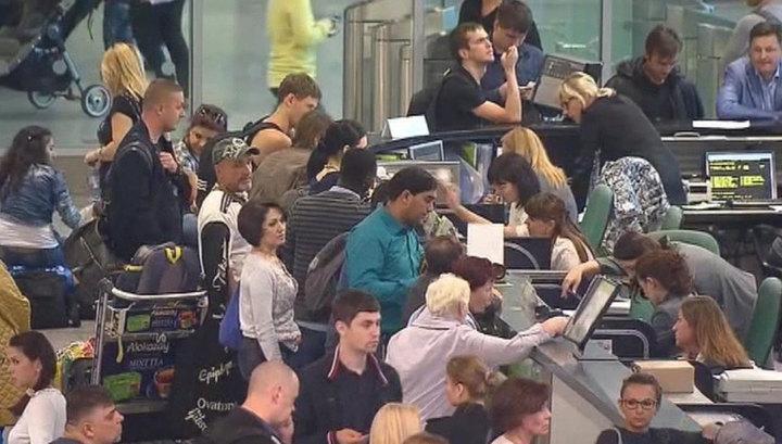"""""""Натали Турс"""" закрыла шесть чартеров в Европу"""