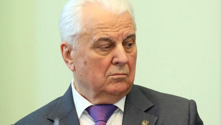 Кравчук признал Донбасс другой страной