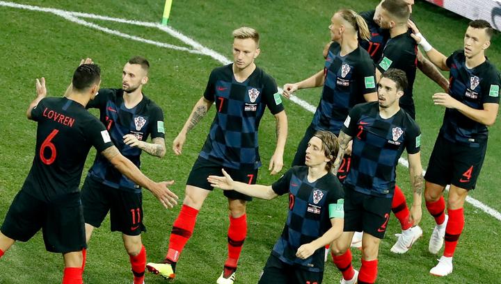 Сборная Хорватии обыграла команду Уэльса в матче отбора к Евро-2020
