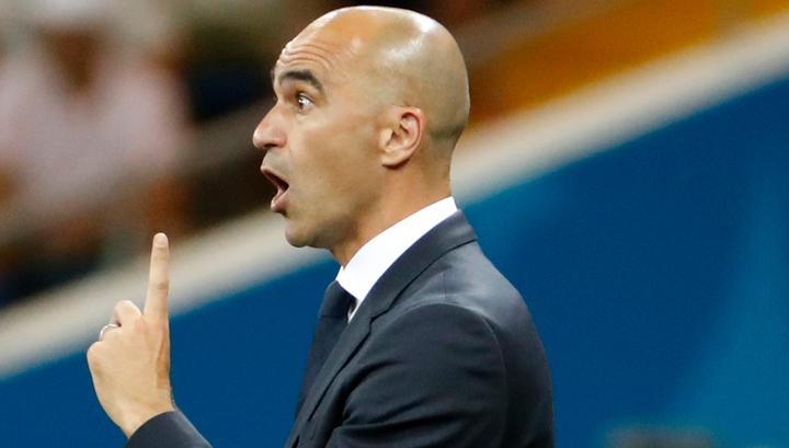 Роберто Мартинес: матч с японцами стал проверкой характера для сборной Бельгии
