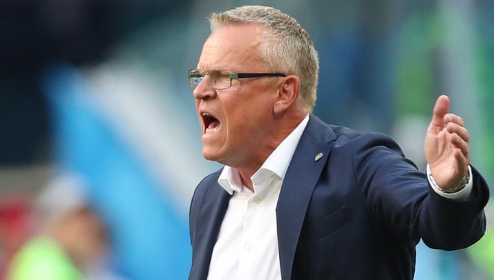 Тренер Швеции: поединок против России станет настоящим финалом
