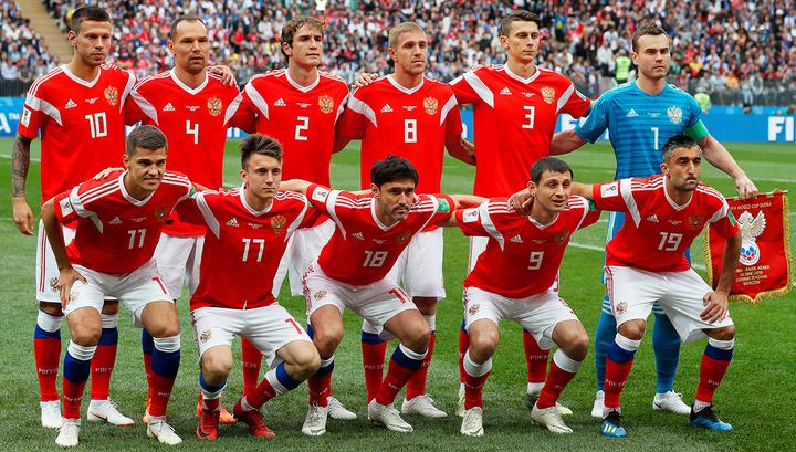 Мы 49-е: сборная России по футболу взлетела на 21 позицию в рейтинге ФИФА