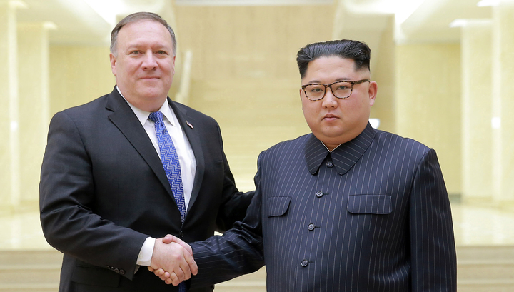 США и КНДР создадут денуклеаризационную группу