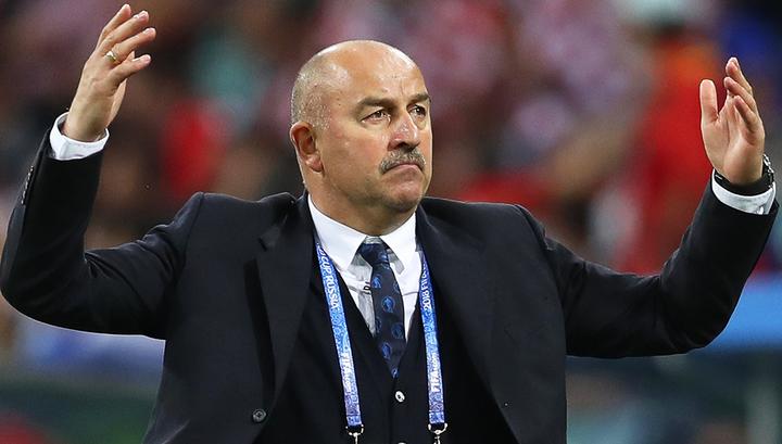 Станислав Черчесов занял девятое место в опросе ФИФА