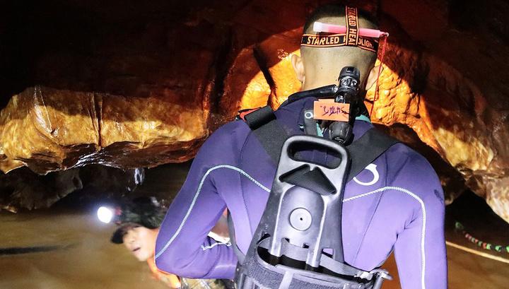 Из пещеры в Таиланде вынули девятого и десятого ребенка
