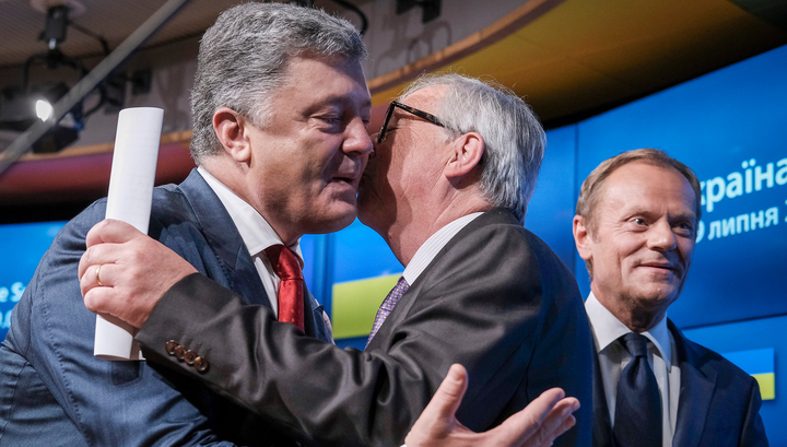 Киев снова пообещал Европе усилить борьбу с коррупцией