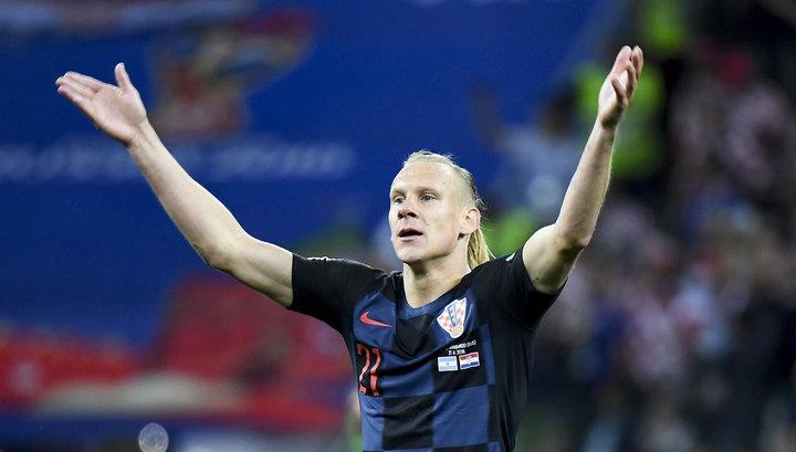 Скандальное видео хорватского футболиста оказалось приветом сербским друзьям