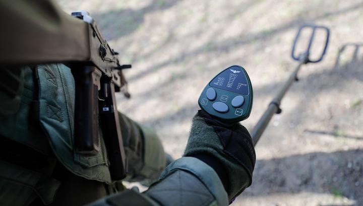 Российские саперы очистят от американских бомб территорию Лаоса
