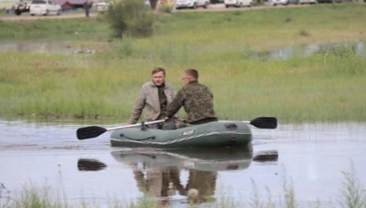 Вода подступает к Чите: в Забайкалье борются с крупнейшим паводком