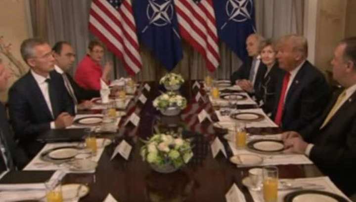 """Трамп хочет, чтобы Европа """"набивала сундуки"""" НАТО, а не России"""