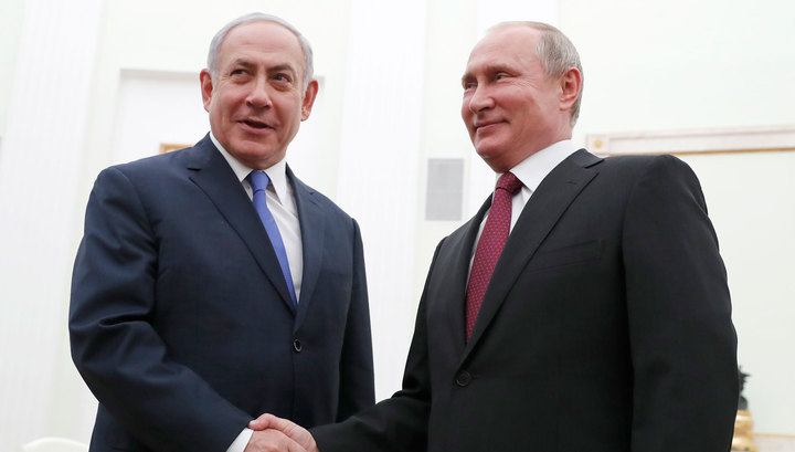 Путин посетит Израиль на юбилей освобождения Освенцима