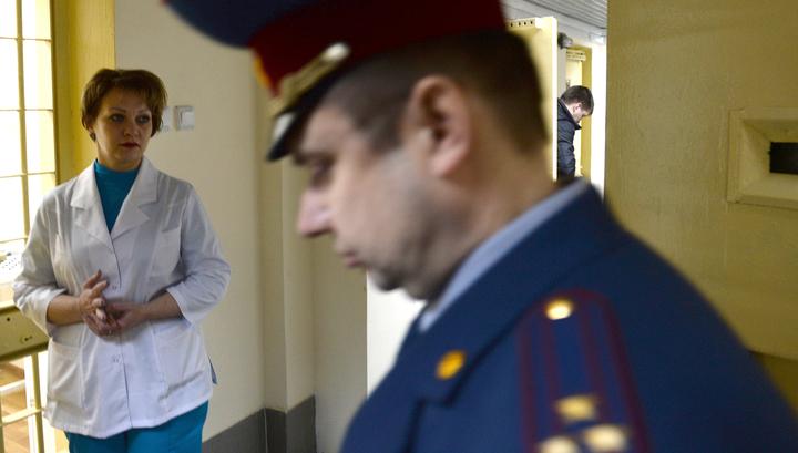 """В """"Матросской Тишине"""" четверо арестантов отравились психотропами"""