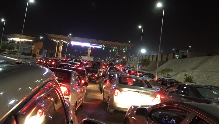 Взрыв у аэропорта Каира: 12 человек пострадали
