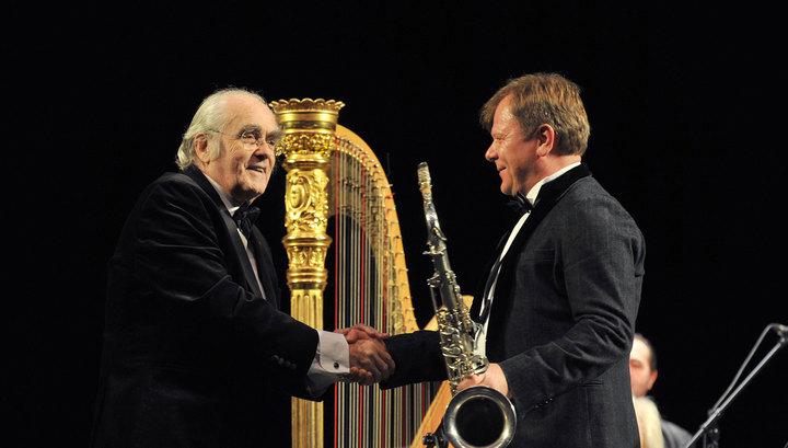 Мишель Легран и Игорь Бутман выступят на одной сцене в Риге