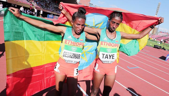 Так сколько ей лет? В социальных сетях продолжают обсуждать внешность эфиопской спортсменки