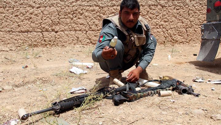При взрыве в Кабуле погибли французы
