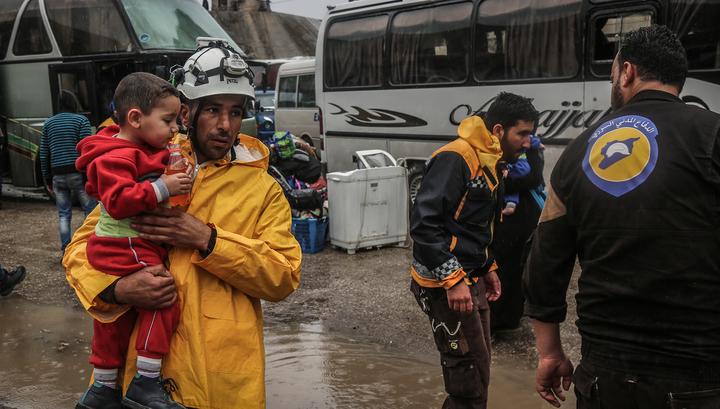 США обсуждают возможность эвакуации членов