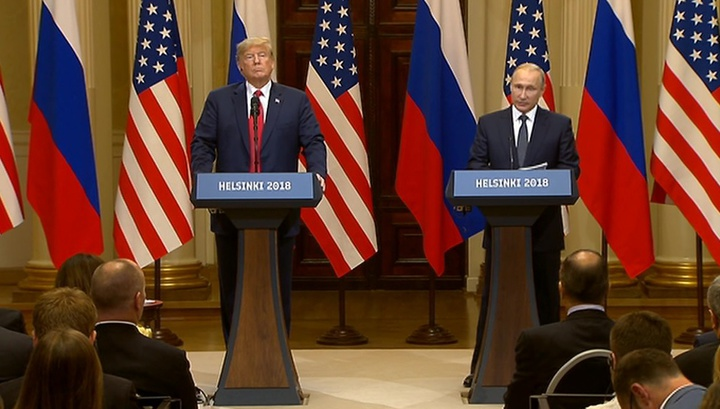 Путин: трудности в отношениях с США не имеют объективных причин