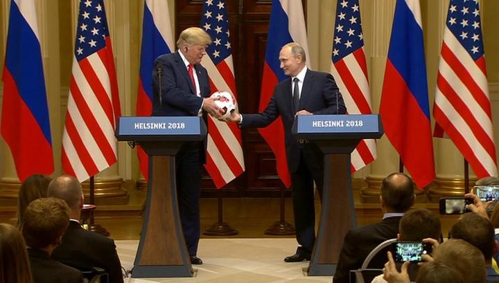 Неожиданные итоги встречи Путина и Трампа