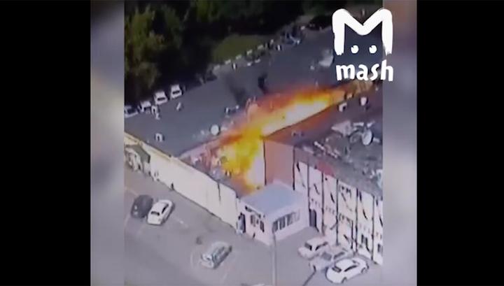 Взрыв газа в Москве: госпитализированы 13 человек, открыто уголовное дело