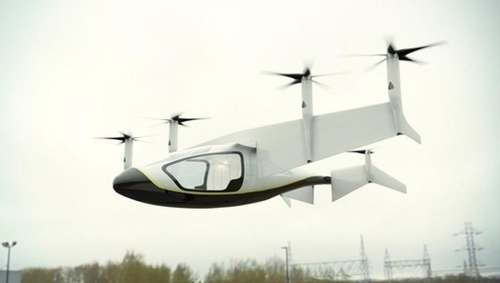 Компания Rolls-Royce построила летающее такси (и его хотят выпускать!)