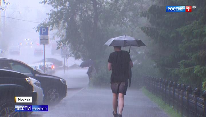 """Московская погода явила жителям """"Балтийский синдром"""""""