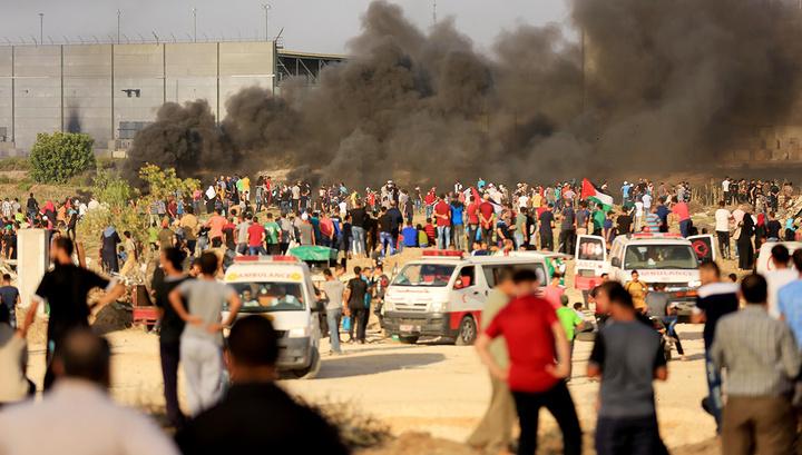 Израильская ПРО уничтожила ракеты, выпущенные с территории сектора Газа