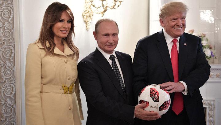 СБ Трампа занялась подарком Путина