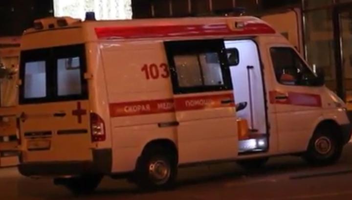 На пешеходном переходе в Барнауле водитель автомобиля сбил мать с ребенком