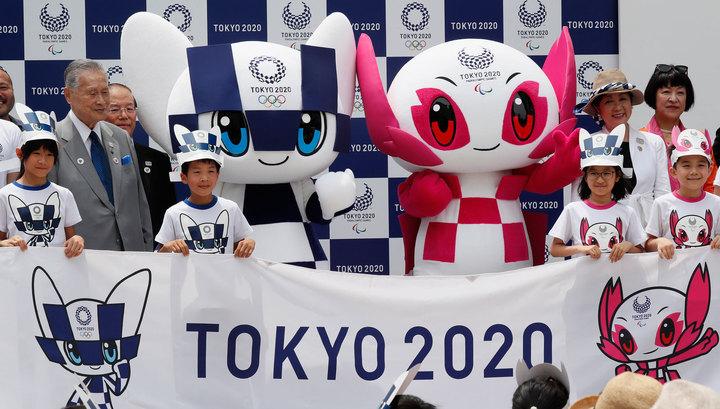 Официальные талисманы Олимпийских и Паралимпийских игр в Токио получили имена