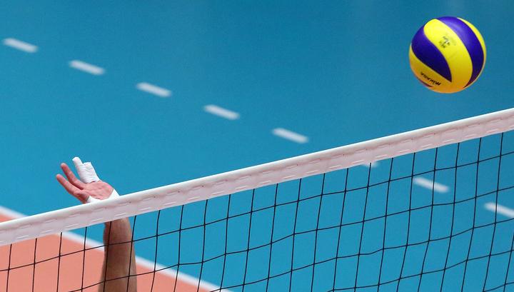 Российские волейболисты завоевали золотые медали Игр БРИКС