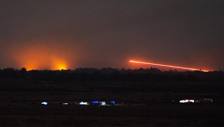 ООН следит за ситуацией вокруг сирийского истребителя, сбитого Израилем