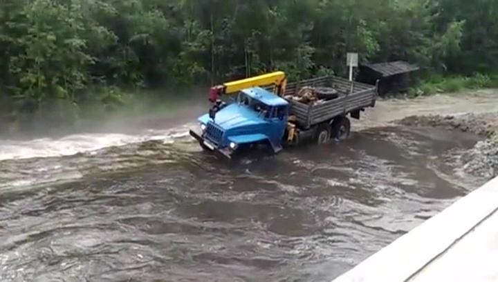 В Амурской области ожидают вторую волну паводков