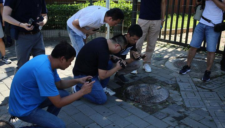Во всем виноват Цзянь: найден человек, чуть не взорвавший очередь за американскими визами