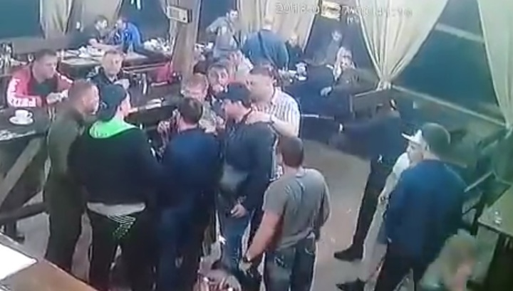 ffc30d9ee53 Вести.Ru  Убийство криминального авторитета в Новокузнецке попало на ...