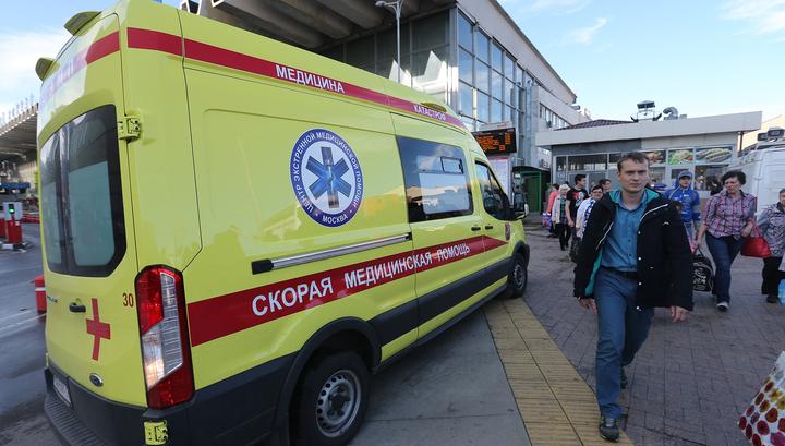 На Курском вокзале произошло убийство