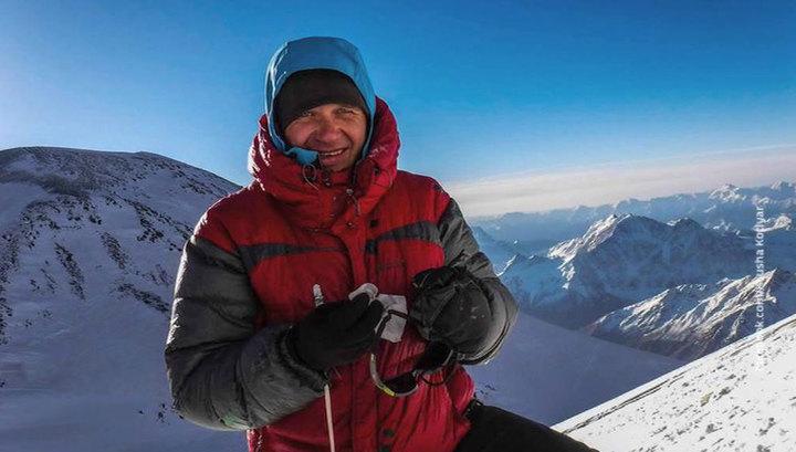 """""""Я позвал, но никто не ответил"""": альпинист Гуков больше всего жалеет о погибшем напарнике"""
