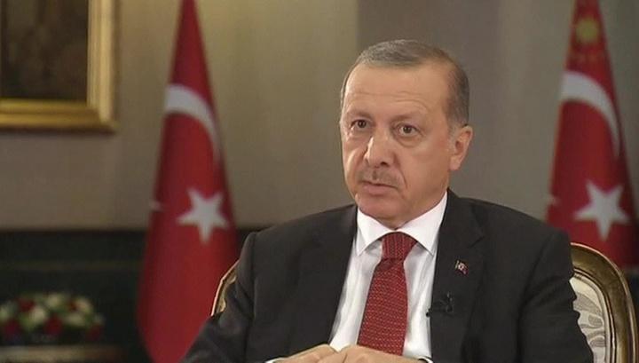 Эрдоган ждет от сирийцев благодарности и просьбы уйти